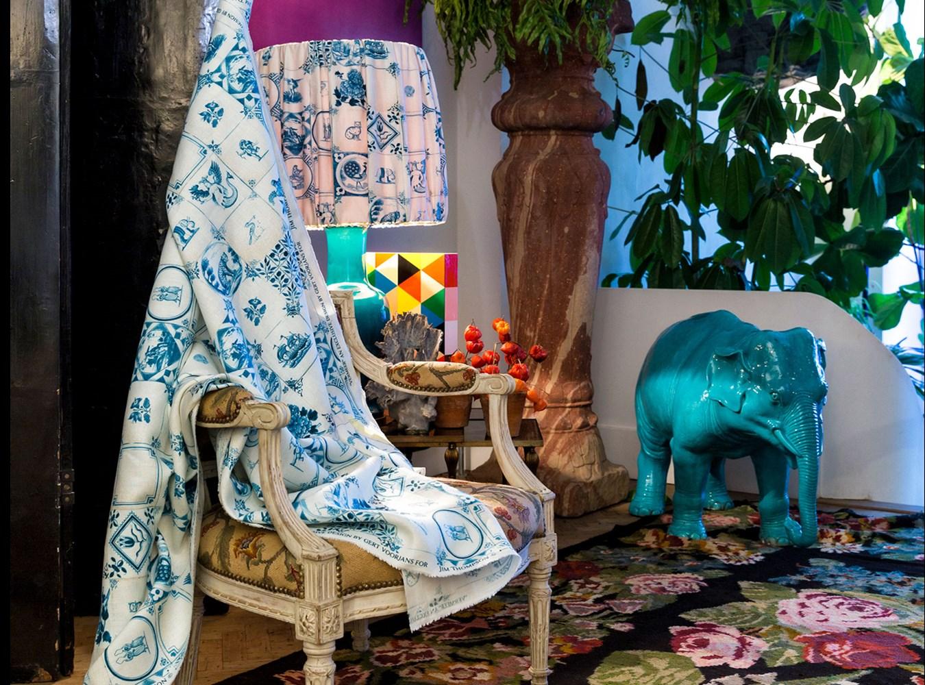 elephant bleu prix