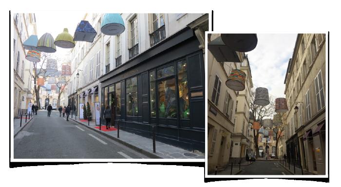The Street Lanterns at Paris Deco Off